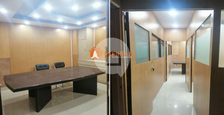 Office Space for Rent in Basundhara