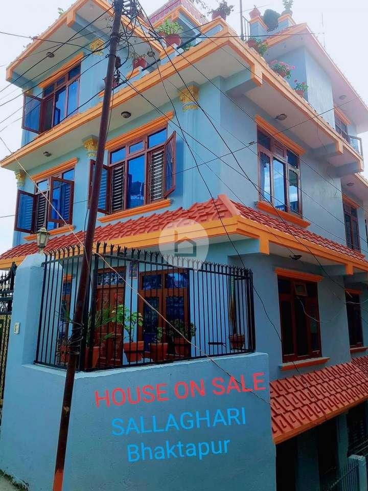 House for Sale in Sallaghari