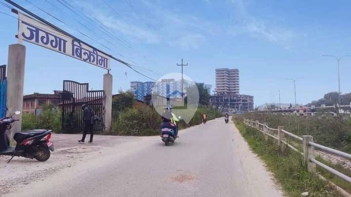 Land for Sale in Madhyapur Thimi