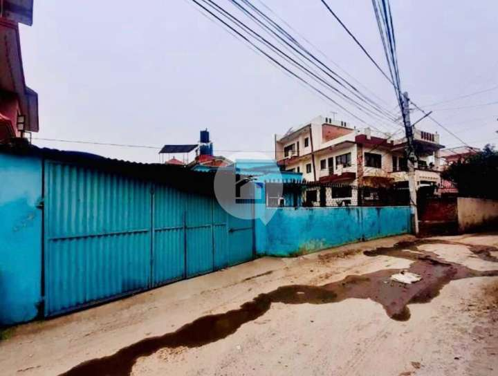 Land for Sale in Lokanthali