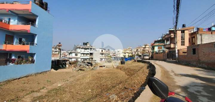 Land for Sale in Kusunti