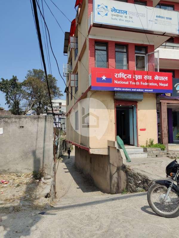 Land for Rent in Baneshwor