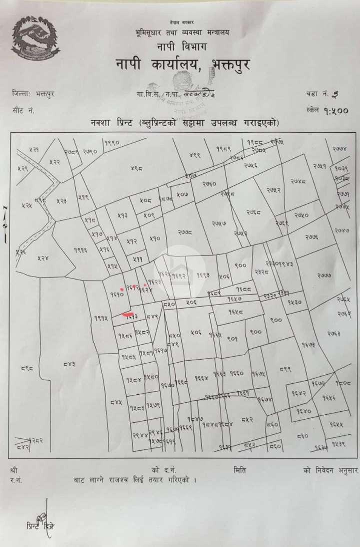 Land for Sale in Balkot