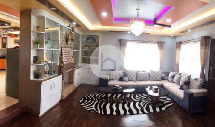 House for Sale in Budhanilkantha