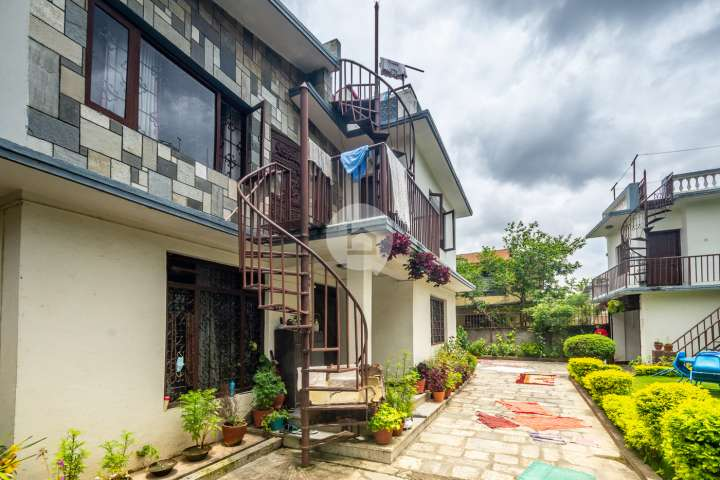 House for Sale in Bansbari