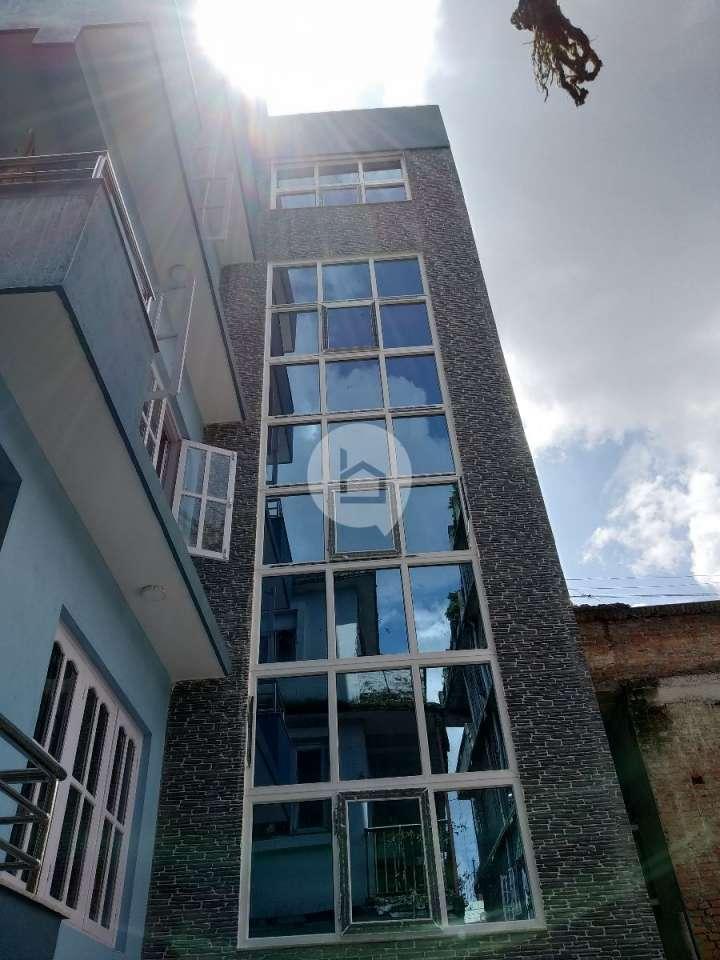 Flat for Rent in Hadigaun