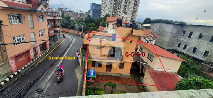 Land for Sale in Chandol