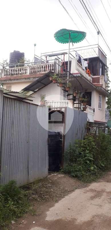 House for Sale in Jharuwarashi